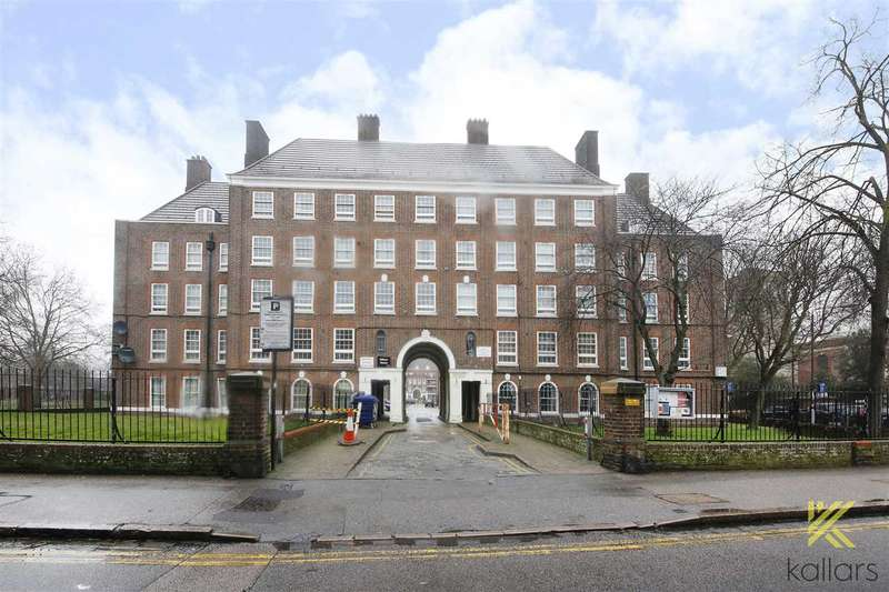 1 Bedroom Apartment Flat for sale in Gilbert House, McMillan Street, Deptford