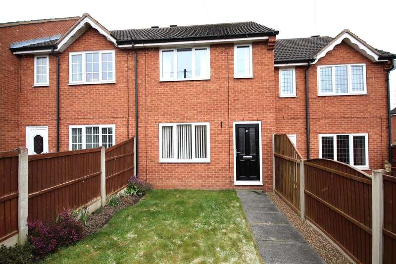 2 Bedrooms Town House for sale in Whitworth Road, Ilkeston