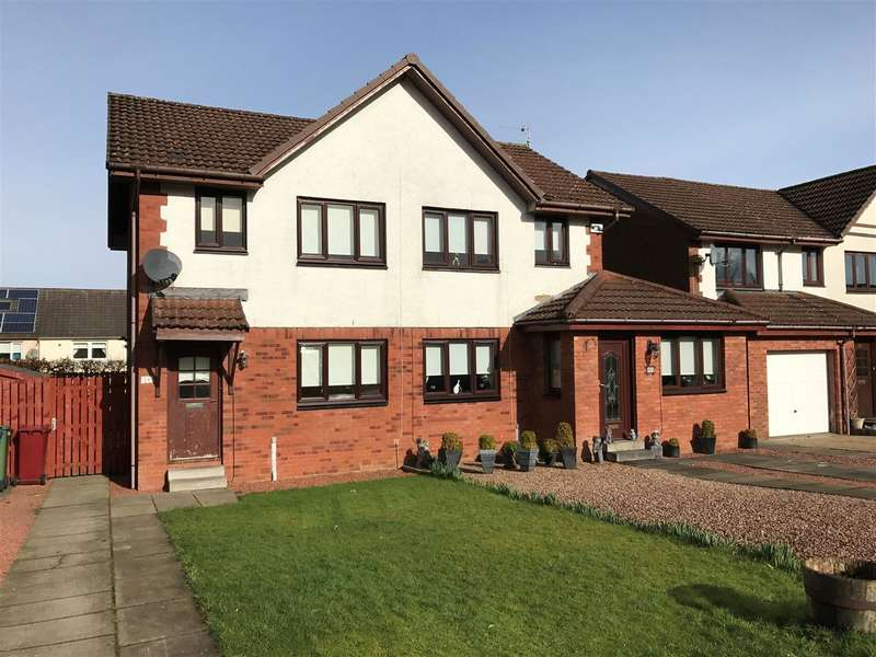 3 Bedrooms Semi-detached Villa House for rent in Saddlers Gate, Strathaven