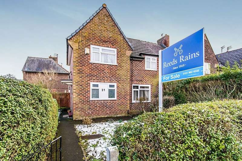 3 Bedrooms Semi Detached House for sale in Orton Road, Manchester, M23