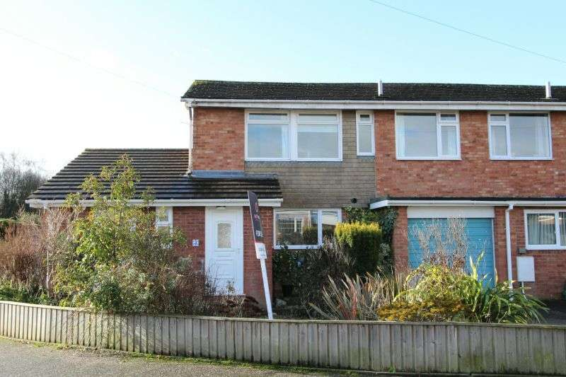 4 Bedrooms Semi Detached House for sale in SALISBURY CLOSE, FENITON