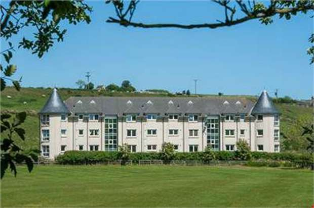 2 Bedrooms Flat for sale in Cowie Park, Cowie Park, Stonehaven, Aberdeenshire
