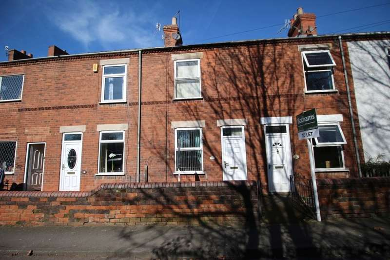 2 Bedrooms Terraced House for sale in Foljambe Road, Brimington, Chesterfield, S43