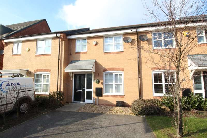 3 Bedrooms Property for sale in Admiral Way, Hyde, SK14
