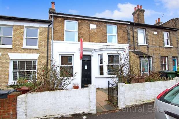 3 Bedrooms Terraced House for sale in Maynard Road, Walthamstow, London