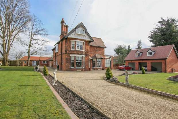 7 Bedrooms Detached House for sale in East Anglia House, West Winch