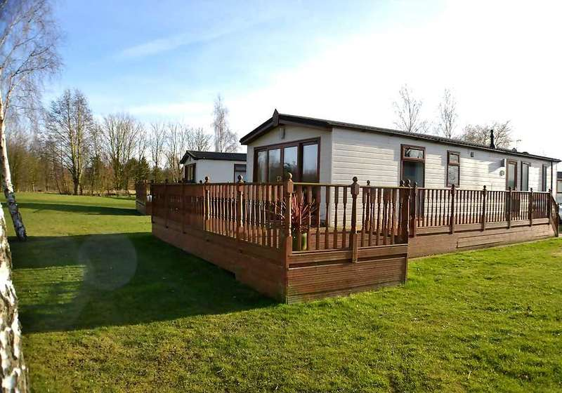 2 Bedrooms Park Home Mobile Home for sale in Wentworth Drive, Kirkgate, Tydd St Giles, Wisbech