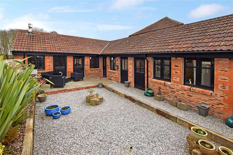 3 Bedrooms Bungalow for sale in Cheddon Fitzpaine, Taunton, Somerset, TA2