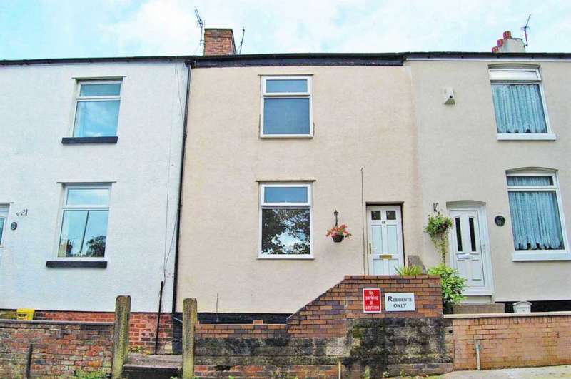 2 Bedrooms Terraced House for sale in Hatherlow Lane, Hazel Grove