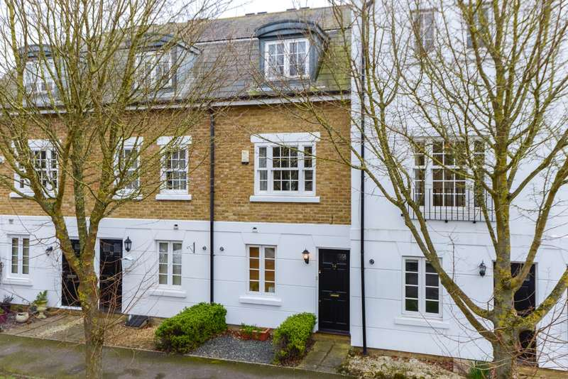 3 Bedrooms Town House for rent in Fennel Close, Maidstone, ME16
