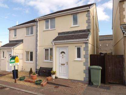 3 Bedrooms Semi Detached House for sale in Newquay, Cornwall, England