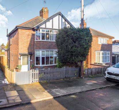 2 Bedrooms Semi Detached House for sale in Hope Street, Beeston, Nottingham, .