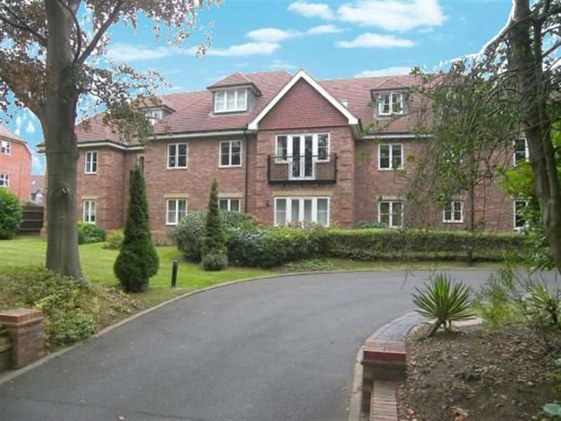 2 Bedrooms Flat for sale in Warwick Road, Solihull, B91 1AG