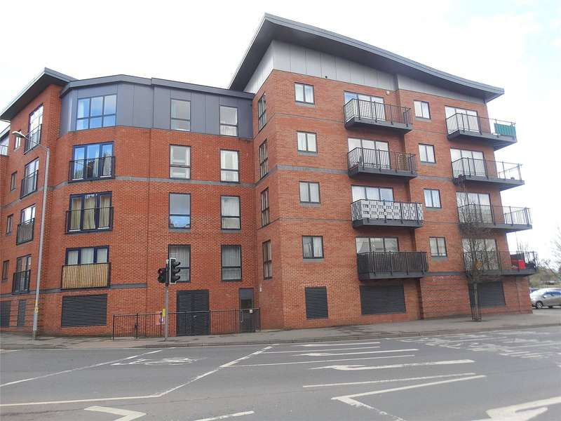 1 Bedroom Flat for sale in Newport House Worcester WR1