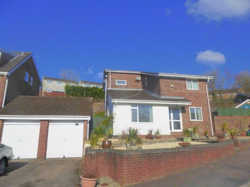 3 Bedrooms Detached House for sale in Springfield Drive Newport NP19