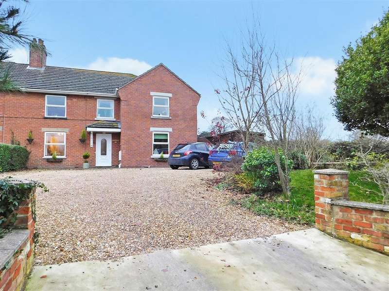 5 Bedrooms Semi Detached House for sale in Orby Road, Burgh Le Marsh, PE24 5JH