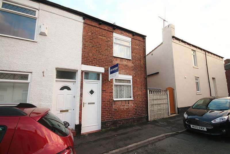 2 Bedrooms Terraced House for sale in Chaucer Street, Runcorn, WA7 5BY