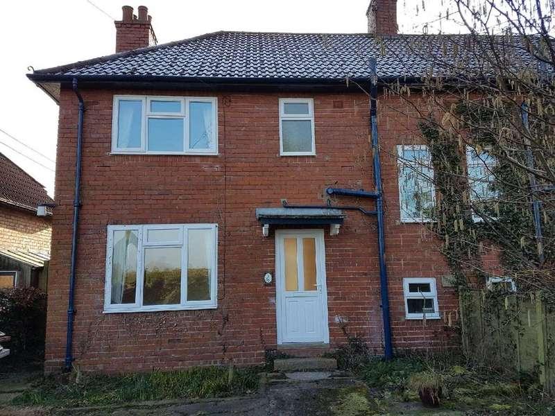 3 Bedrooms Semi Detached House for rent in Newport Road, Knighton, Nr. Adbaston, Stafford
