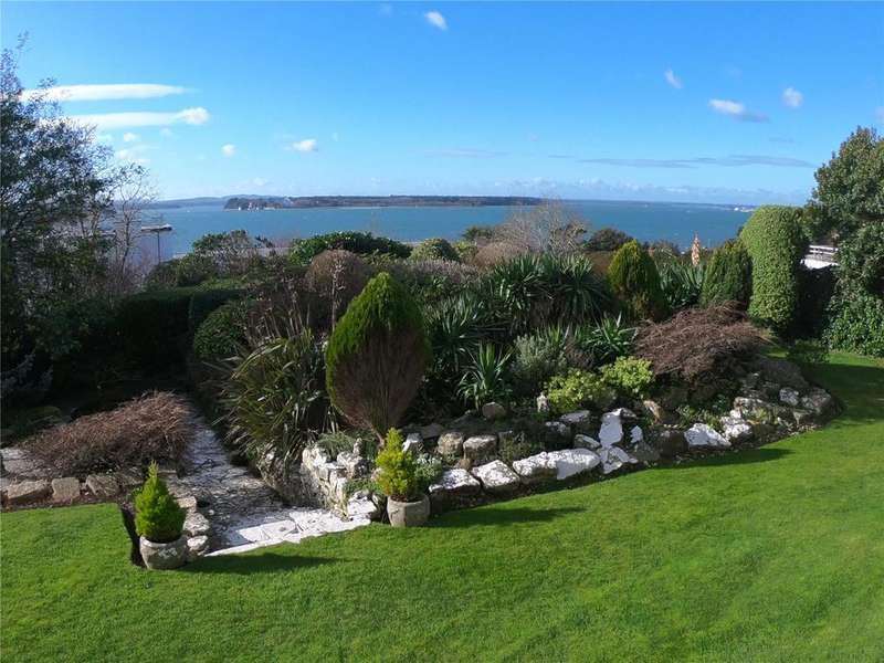 3 Bedrooms Flat for sale in Chaddesley Glen, Canford Cliffs, Poole, Dorset, BH13