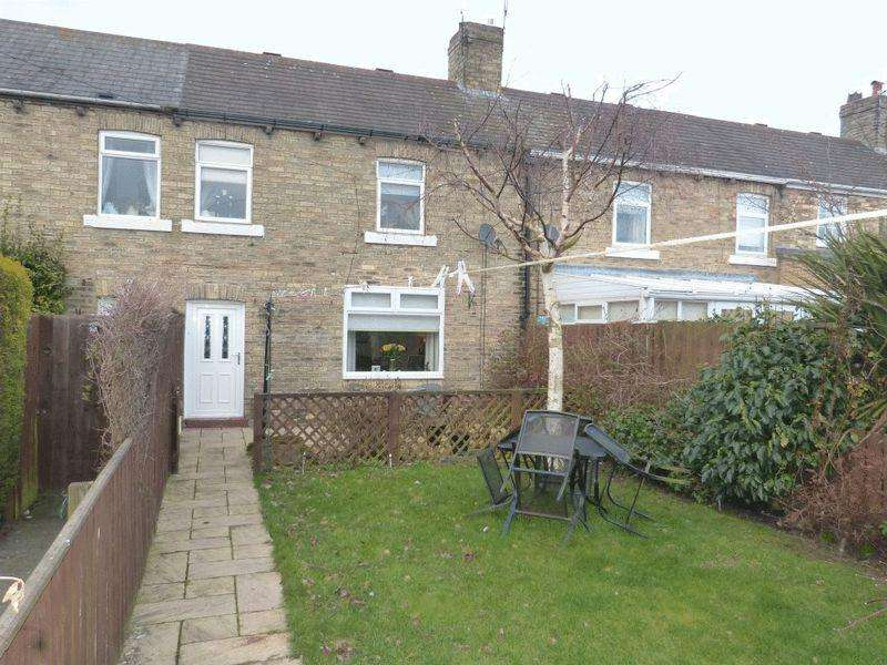 2 Bedrooms Terraced House for rent in Eleventh Row, Ashington, Two Bedroom Terraced House
