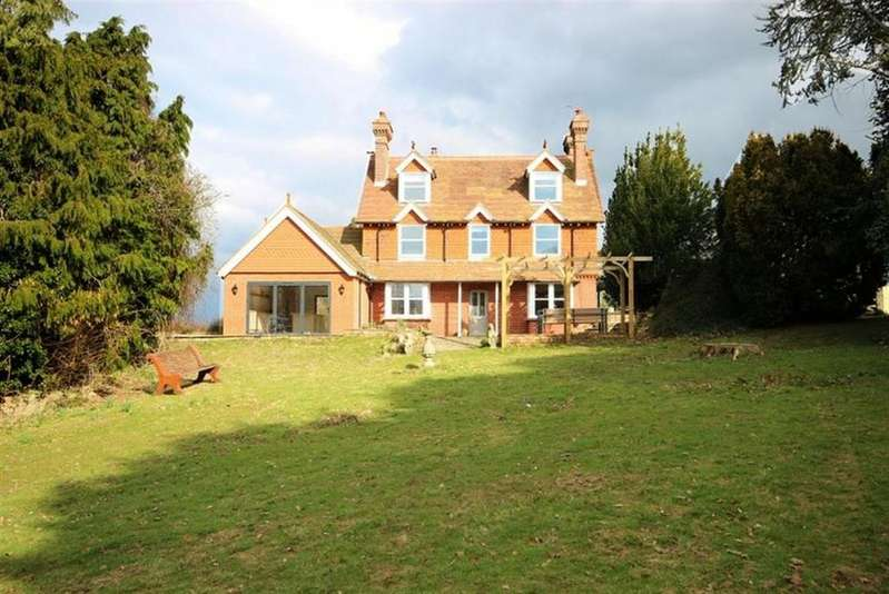 4 Bedrooms Detached House for rent in High Street, Barcombe, BN8 5BB