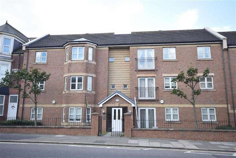 2 Bedrooms Flat for sale in The Glebe, Westoe Road, South Shields