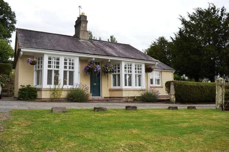 2 Bedrooms Detached House for rent in Mytton, Montford Bridge, Shrewsbury, Shropshire