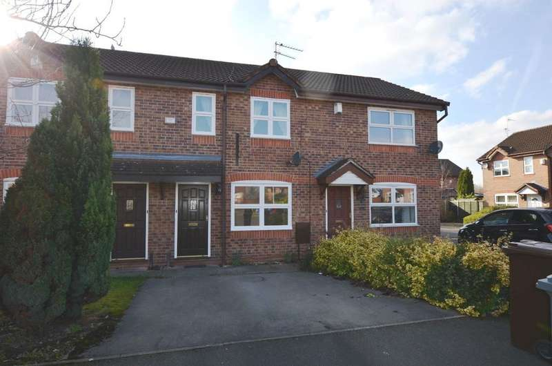 2 Bedrooms Terraced House for sale in Lavender Close, Brooklands, Manchester M23