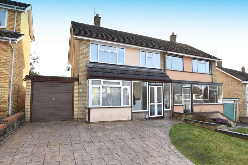 3 Bedrooms Semi Detached House for sale in Manchester Road, Ipswich, IP2 9PS