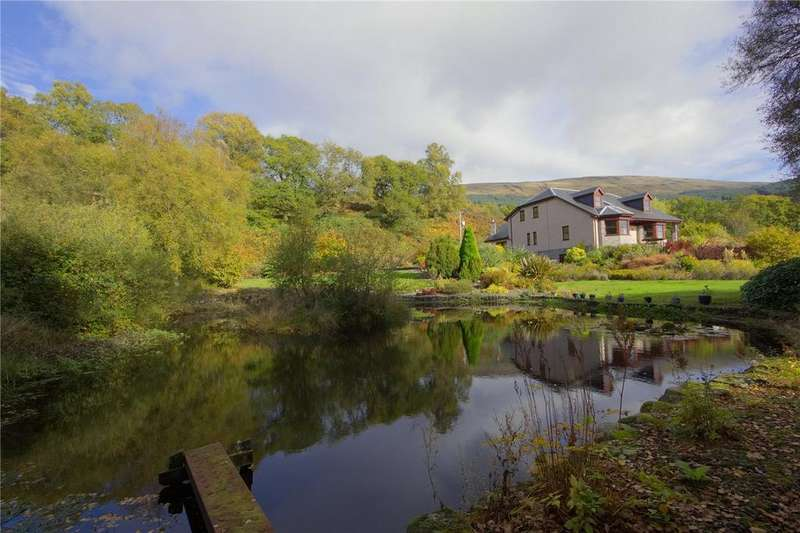 5 Bedrooms Detached House for sale in Campbells Croft, Kinlochard, Stirling