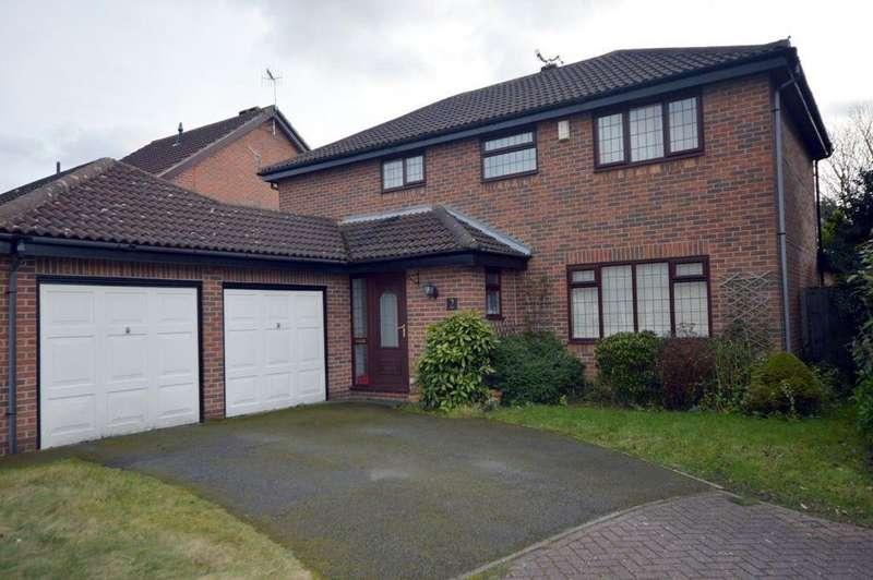 4 Bedrooms Detached House for rent in Belgrave Mews, West Bridgford