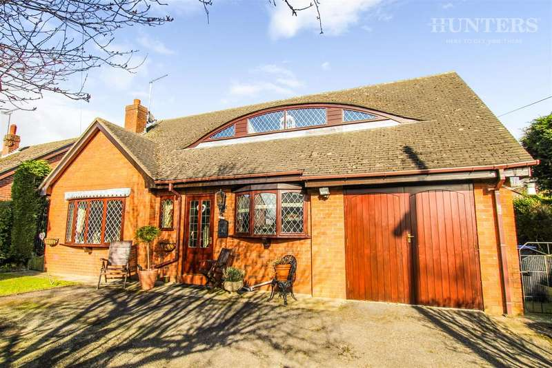4 Bedrooms Bungalow for sale in Folly Lane, Cheddleton, Leek, ST13 7DA