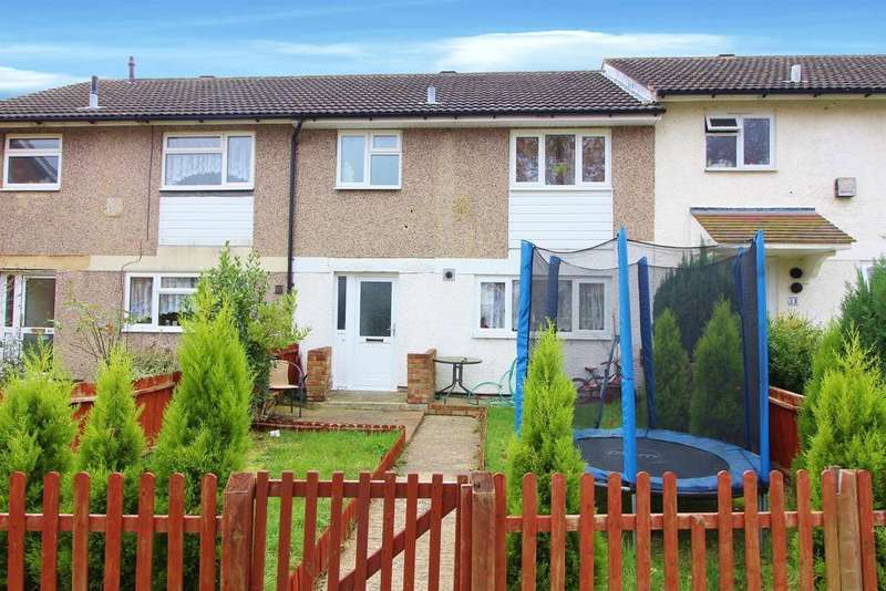 3 Bedrooms Terraced House for sale in Newenden Close, Ashford, Kent, TN23 5TD
