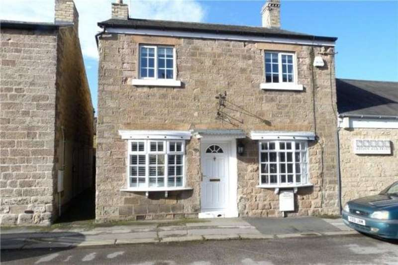 3 Bedrooms Semi Detached House for rent in 11 Church Street, Wetherby LS22 6LT