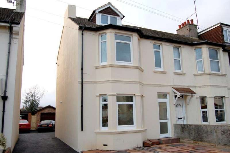 3 Bedrooms Flat for rent in Underdown Road, Southwick