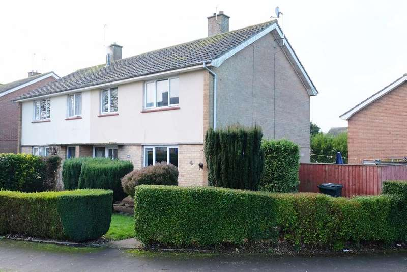 3 Bedrooms Semi Detached House for sale in Cromwell Avenue, Horncastle, Lincs, LN9 6ES