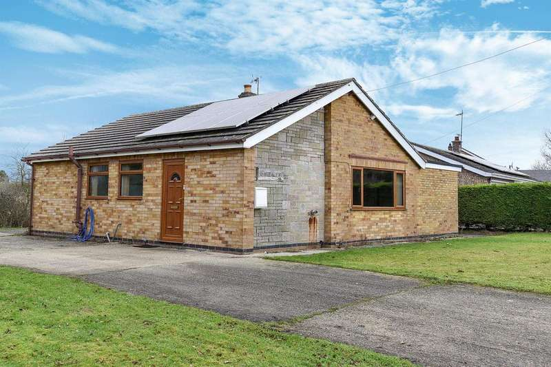3 Bedrooms Detached Bungalow for sale in Church Lane, Minting, Lincs, LN9 5RS