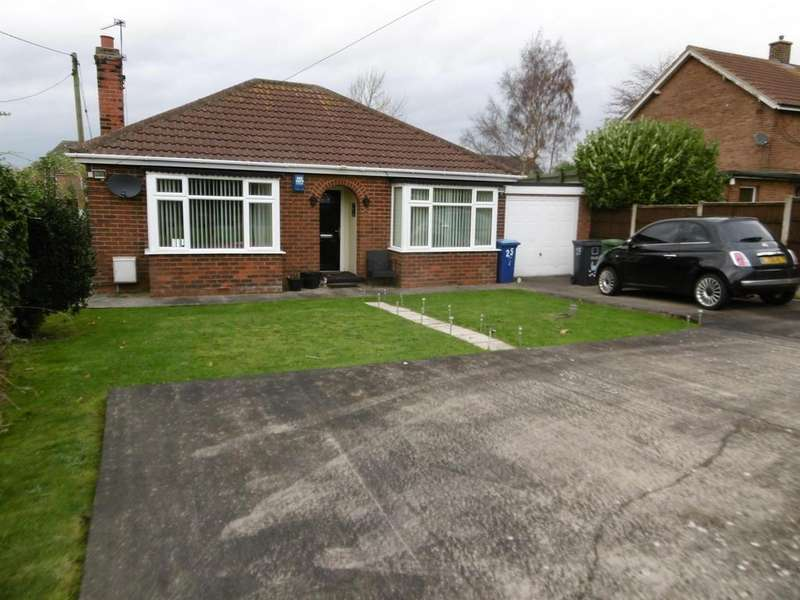 3 Bedrooms Bungalow for sale in Messingham Road, Scotter, Gainsborough, DN21 3TD