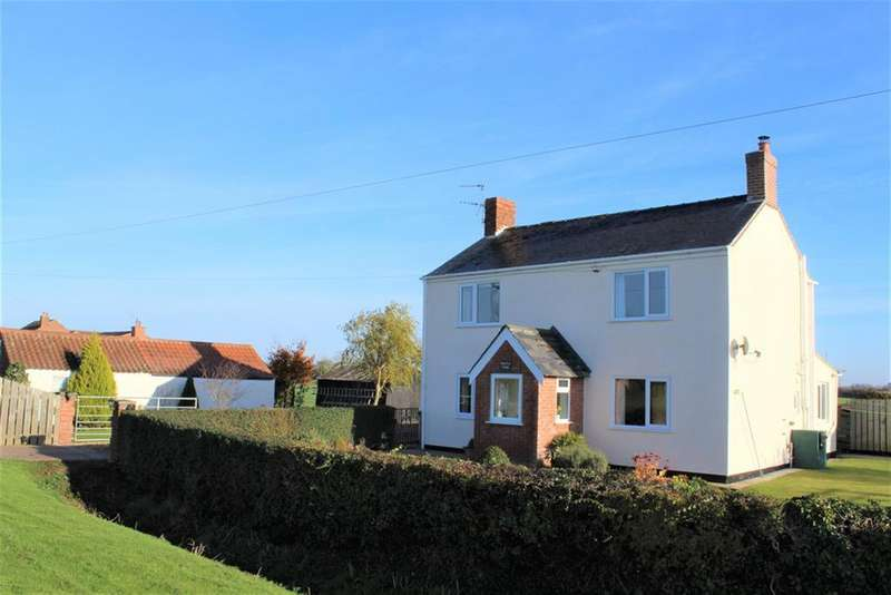 4 Bedrooms Detached House for sale in Station Road, Little Steeping, Spilsby, PE23 5BQ
