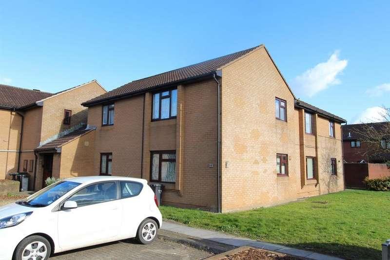 2 Bedrooms Flat for sale in Tarnock Avenue, Hengrove, Bristol, BS14 9RS