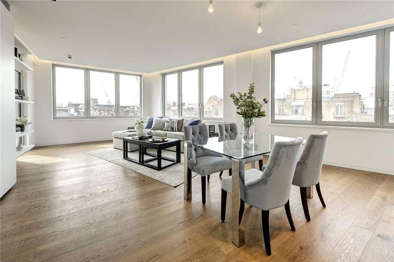 1 Bedroom Apartment Flat for rent in Charing Cross Road, Covent Garden, WC2H