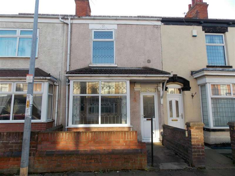2 Bedrooms Terraced House for sale in Columbia Road, Grimsby, DN32 8EB