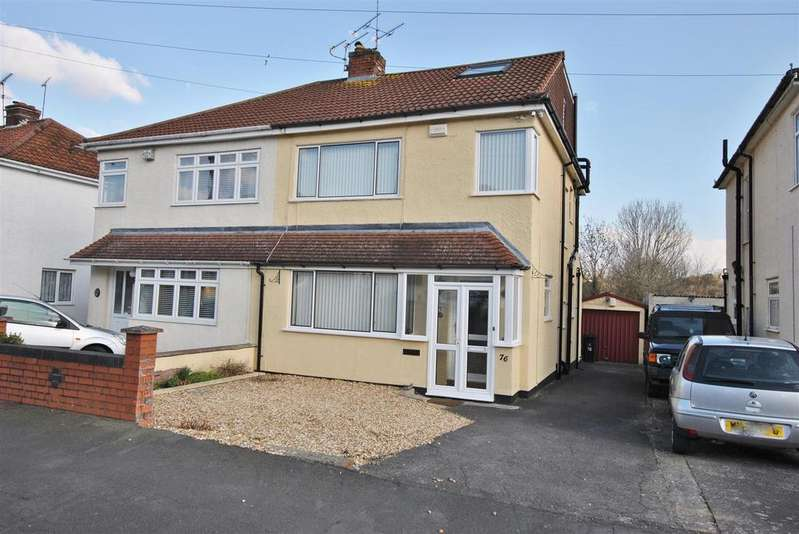4 Bedrooms Semi Detached House for sale in Whitchurch