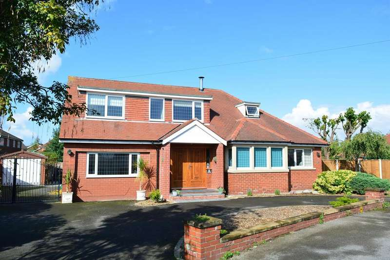 6 Bedrooms Detached House for sale in Holgate, Blackpool, FY4 5BQ
