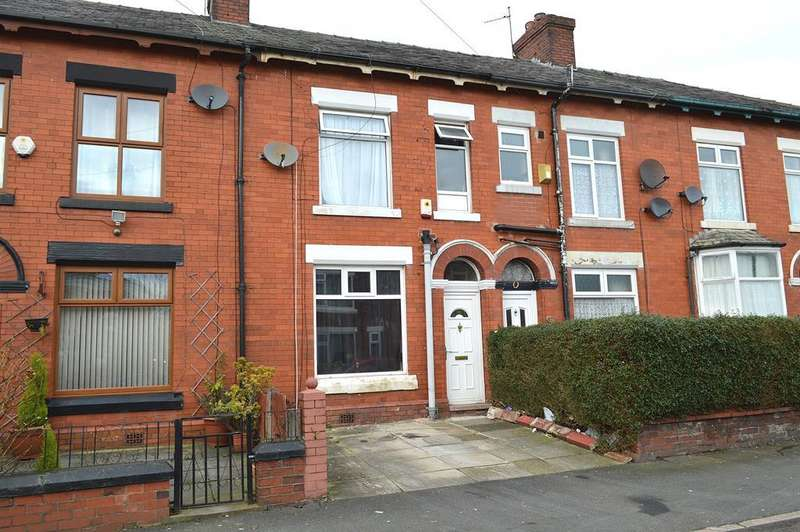 3 Bedrooms Terraced House for sale in Urmson Street, Hathershaw, Oldham, OL8 2AN