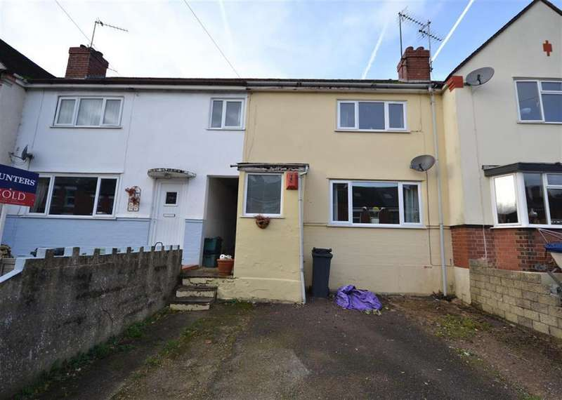 2 Bedrooms Terraced House for sale in Rosebery Road, Dursley, GL11 4PT