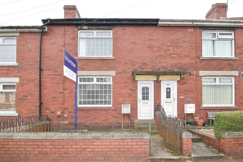 2 Bedrooms Terraced House for sale in Front Street, Leadgate, Consett, DH8 7SE