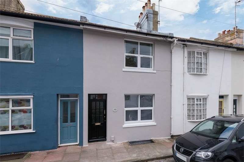 3 Bedrooms Terraced House for sale in Washington Street, Brighton, East Sussex