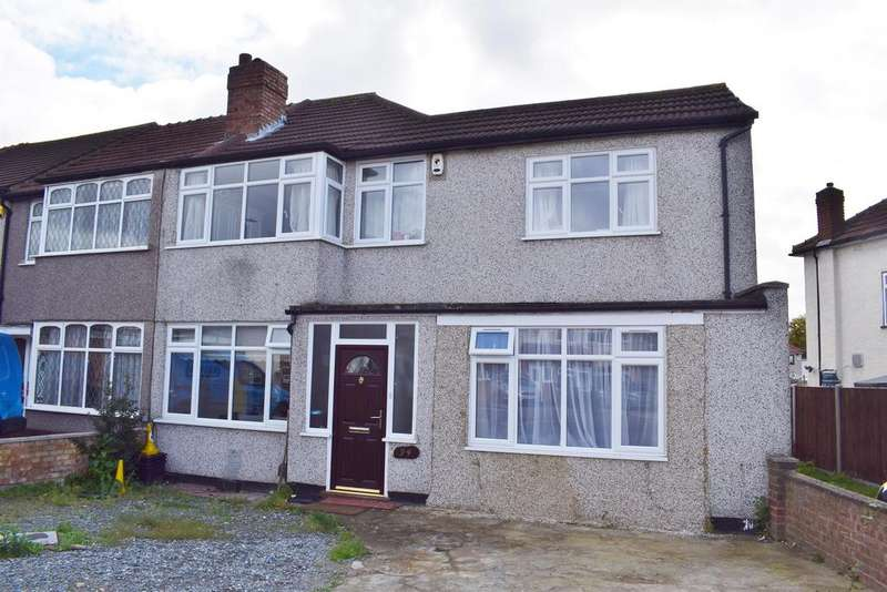 5 Bedrooms End Of Terrace House for sale in Sycamore Avenue, Sidcup, Kent, DA15 8PL