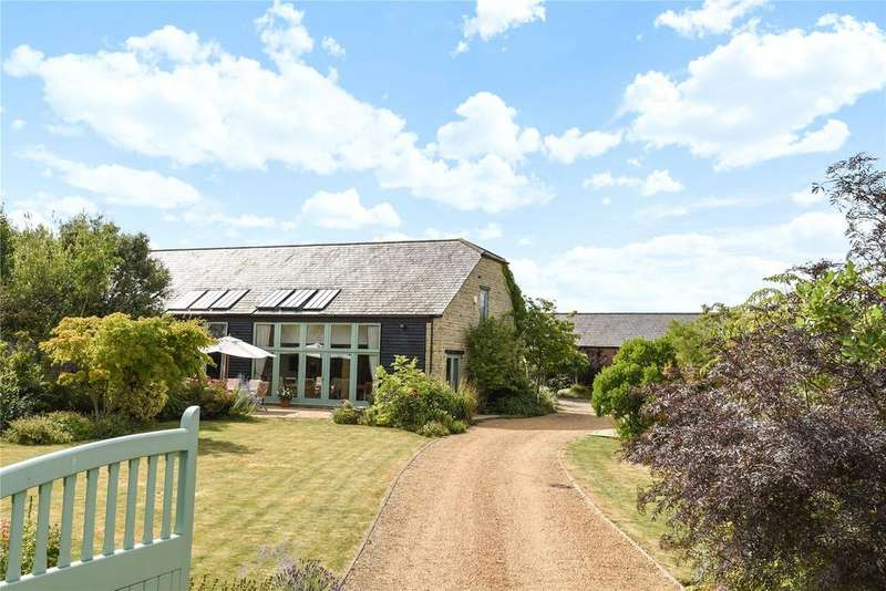 7 Bedrooms Barn Conversion Character Property for sale in Old Haversham, Buckinghamshire, MK19